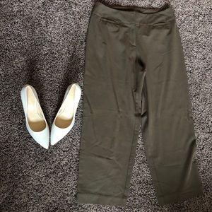 J. Jill crop dress pants
